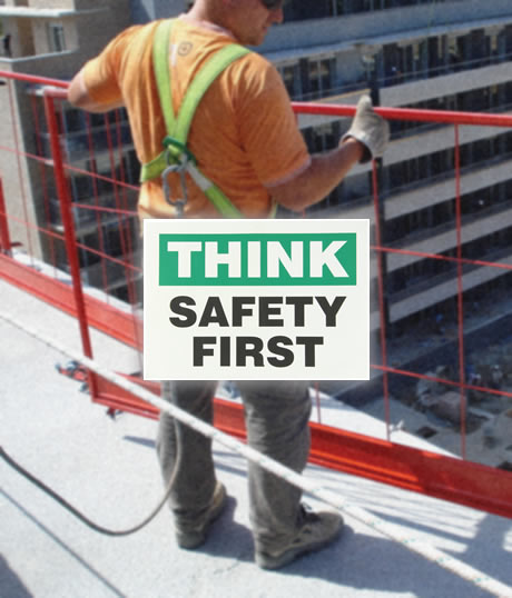 saftey-first-stock